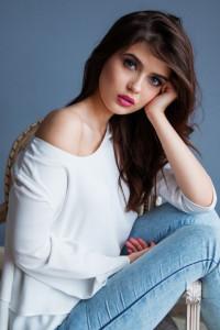 Beautiful Indian Fair Girl P