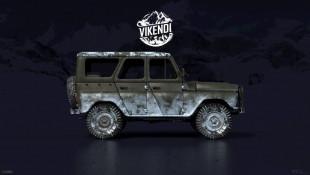 PUBG Vehicles - Car Full HD