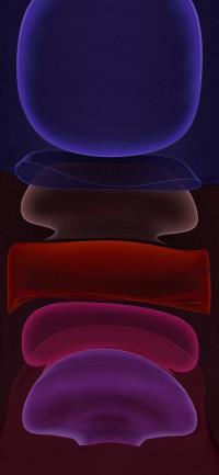Purple-Dark iPhone 11 Wallpa