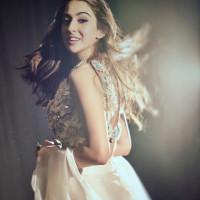 Sara Ali Khan navel HD image