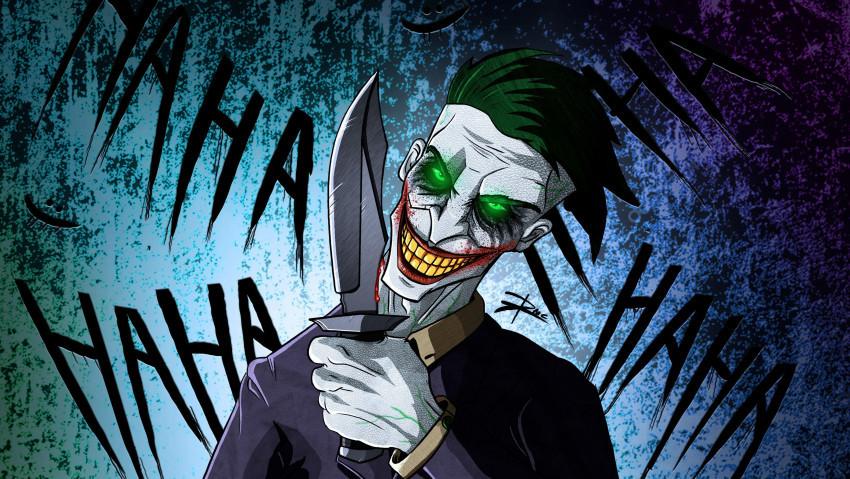 Joker Artork  Wallpaper Full