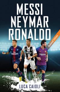 Cristiano Ronaldo Lionel Mes