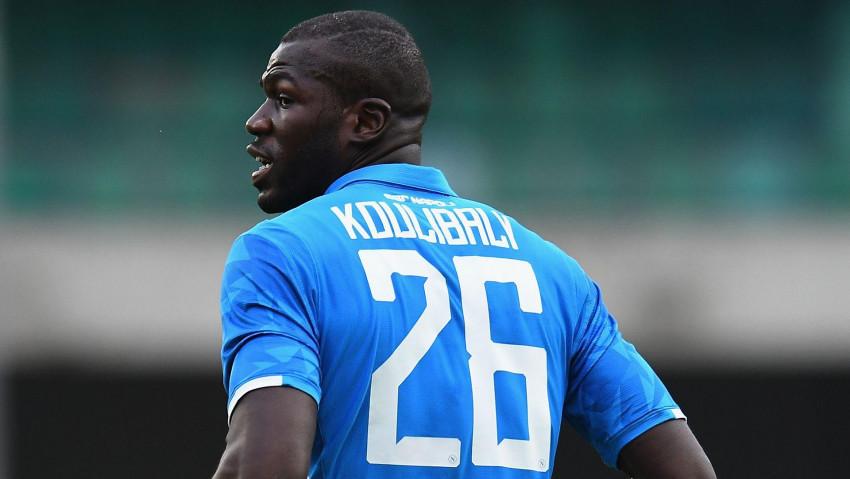 KALIDOU KOULIBALY footballer
