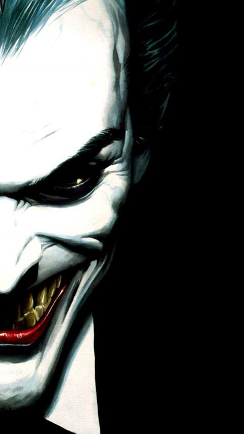 Amoled Joker Wallpapers Full