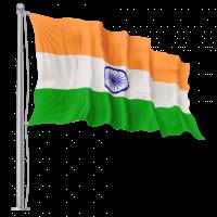 trans tiranga Indian Flag PN