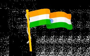 transparent tiranga Indian F