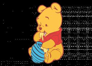 Winnie Pooh Full HD Png Imag