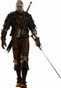 Witcher PNG Images Full HD (