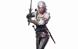 Witcher PNG Images Full HD -