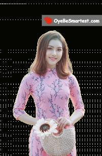 Woman wearing pink top Girl