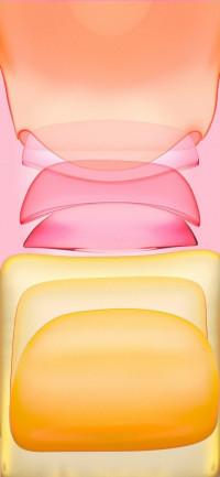 Yellow-Light iPhone 11 Wallp
