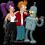 Bender Futurama Fry PNG Images HD (21)