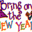 Happy New Year Png HD 012