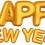 Happy New Year Png HD 046