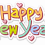 Happy New Year Png HD Vector Clipart  (20)