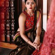 Rashmika Mandanna Cute Smile HD Photos Wallpapers Pics