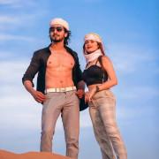 Mr. Faisu with Jannat Zubair HD photo | Pic Wallpaper WhatsApp DP Photos