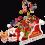 Santa Sleigh PNG - Merry Christmas Day (45)