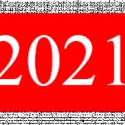Happy new year 2021 Text PNG Transparent Image download Transarent