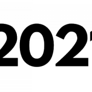 Happy new year 2021 Text PNG Transparent Image Download Vector