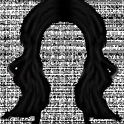 Women's Hair Png HD - Long transparent Image Download Editing