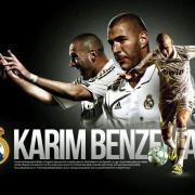 Karim Benzama Real Madrid