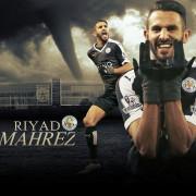 Riyad Mahrez HD Pics