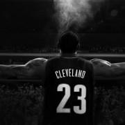 Cleveland Cavaliers Le Bron James