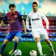Cristiano Ronaldo Lionel Messi Neymar Jr