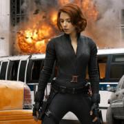 Scarlett Johansson in Avengers Wallpapers Photos Pictures WhatsApp Status DP Pics