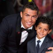 Cristiano Ronaldo And Jr Wallpaper Photos Pictures WhatsApp Status DP Full HD star