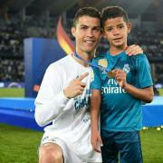 Cristiano Ronaldo And Jr Wallpaper Photos Pictures WhatsApp Status DP hd pics