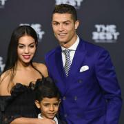 Cristiano Ronaldo And Georgina Rodriguez Wallpaper Photos Pictures WhatsApp Status DP Pics HD