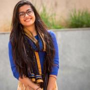 Rashmika Mandanna Cute Smile Pics