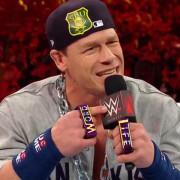 John Cena WWE WrestleMania 35