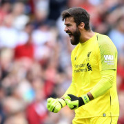 Alisson Becker liverpool Wallpapers Photos Pictures WhatsApp Status DP