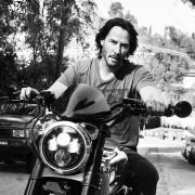 Keanu Reeves Bike