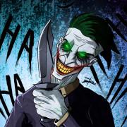 Joker Artwork Ultra HD