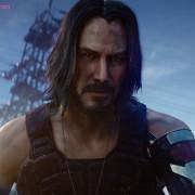 Cyberpunk 2077 Keanu Reeves Video Game 2020