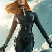 Scarlett Johansson in Black Widow Wallpapers Photos Pictures WhatsApp Status DP
