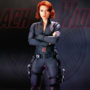 Scarlett Johansson in Black Widow Wallpapers Photos Pictures WhatsApp Status DP Pics
