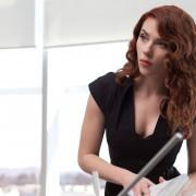 Scarlett Johansson in Black Widow Wallpapers Photos Pictures WhatsApp Status DP Cute Wallpaper