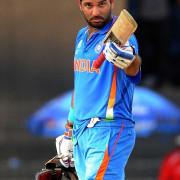 Yuvraj Singh HD Mobile