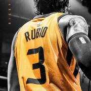 Ricky Rubio HD Iphone
