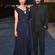 Keanu Reeves And Alexandra Grant