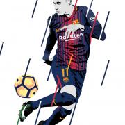Neymar cartoon