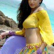 Anushka Shetty Navel
