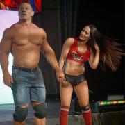 John Cena Nikki Bella Wallpapers Photos Pictures WhatsApp Status DP Pics HD