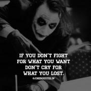 Joker Quotes Attitude Wallpaper Full HD