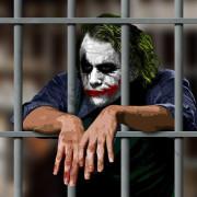 Joker in Jail Wallpapers